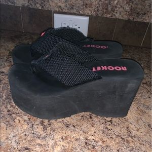 Grundge Thick Sole Sandals